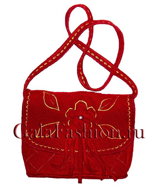 Детская нарядкая сумочка, пошив детских сумок.
