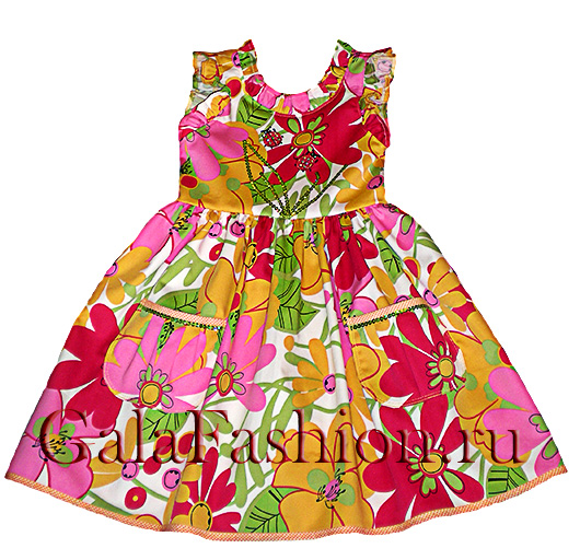 Модный портал. детские сарафаны для девочек - Все о моде